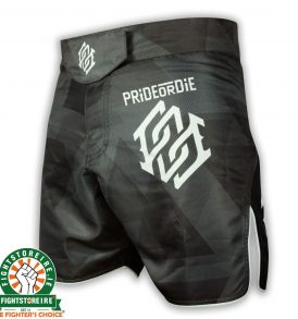 PRiDE or DiE Dark Matter MMA Shorts