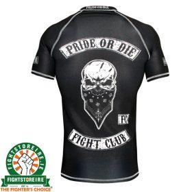 PRiDE or DiE Fight Club Rashguard