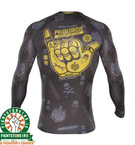 PRiDE or DiE Hang Loose Rashguard