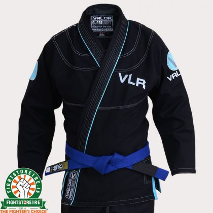 Valor VLR Superlight BJJ GI - Black