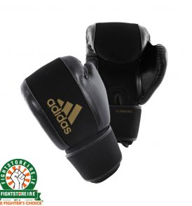 Adidas Washable Boxing Gloves - Black