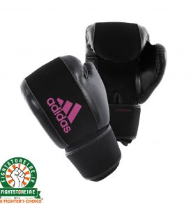 Adidas Washable Women's Boxing Gloves - Black