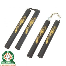Black Foam Safety Nunchaku