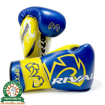 Rival LOMA Series RFX Guerrero Sparring Gloves - Blue