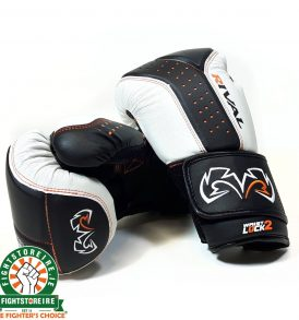Rival RB10 Intelli-Shock Bag Gloves - Black/White
