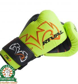 Rival RB11-Evolution Bag Gloves - Lime Green