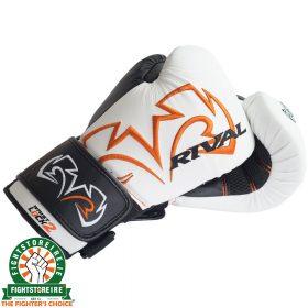 Rival RB11-Evolution Bag Gloves - White