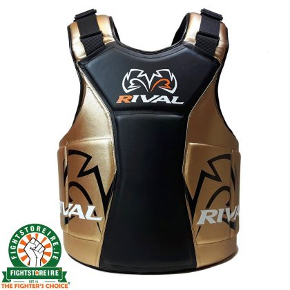 Rival RBP One Body Protector - Black/Gold
