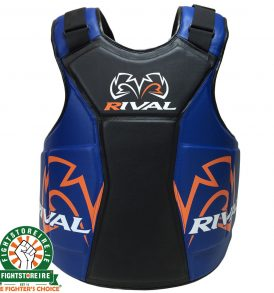 Rival RBP One Body Protector - Blue/Black