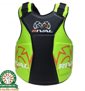 Rival RBP One Body Protector - Lime Green