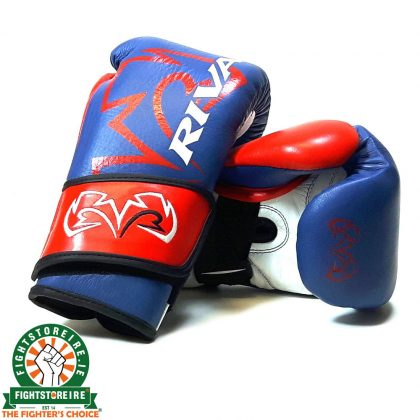 Rival RFX Guerrero V Bag Gloves - HDE-F - Blue/Red