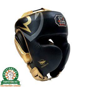 Rival RHG100 Professional Headgear - Black