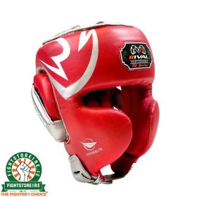 Rival RHG100 Professional Headgear - Red