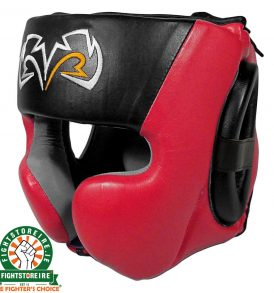 Rival RHG30 Training Headgear - Red