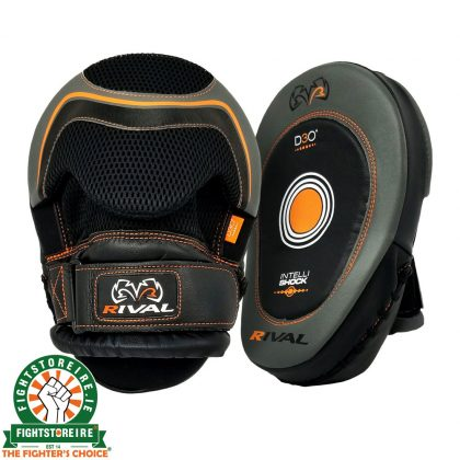 Rival RPM10 Intelli Shock Punch Mitts