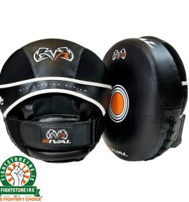 Rival RPM3 Air Punch Mitts - Black