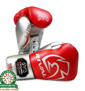 Rival RS100 Professional Sparring Gloves - Red
