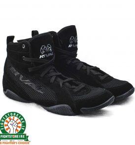 Rival RSX GUERRERO Classic Lo Top Boxing Boots - Black