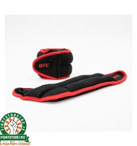 UFC Wrist Weights - Black/Red