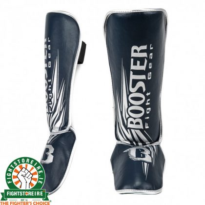 Booster Champion Kids Shinguards - Blue