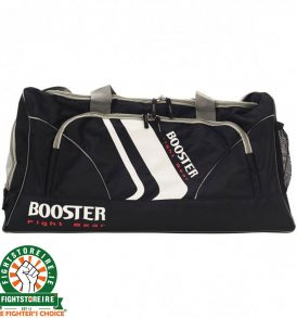 Booster Luxury Gym / Travel Bag - Black