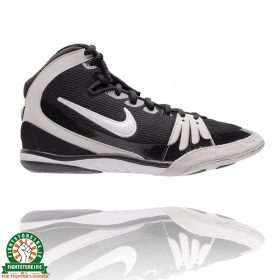 Nike Freek Wrestling Shoes - Black/White