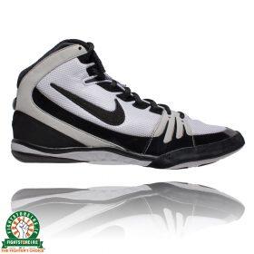 Nike Freek Wrestling Shoes - White/Black