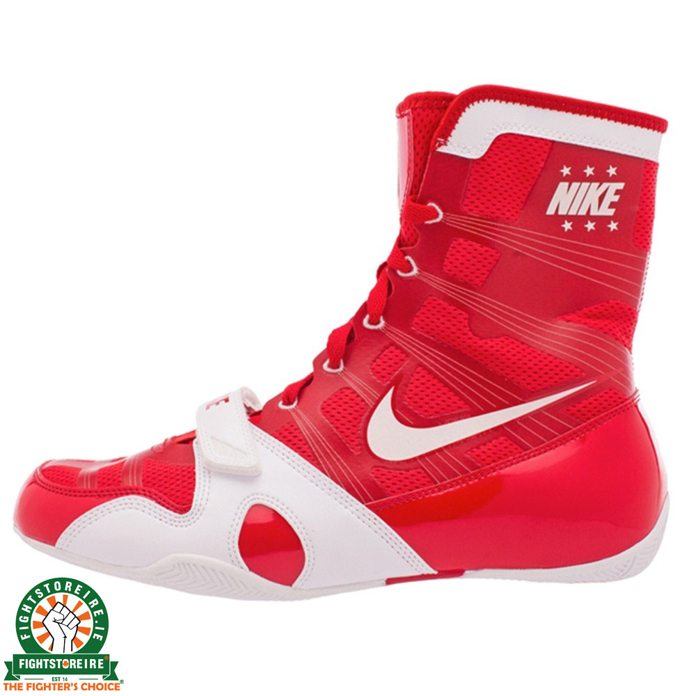 newest 2dd24 2670b Nike Hyper KO Boxing Boots – Red