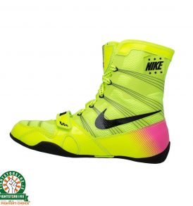 Nike Hyper KO Unlimited Boxing Boots - Neon Yellow