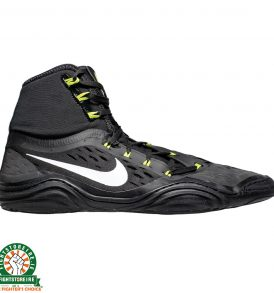 Nike Hypersweep Unlimited Wrestling Shoes - Black