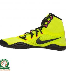 Nike Hypersweep Unlimited Wrestling Shoes - Yellow