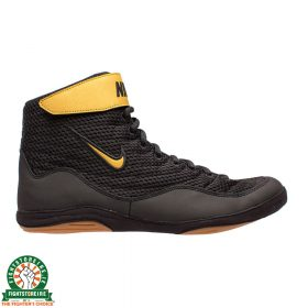 Nike Inflict 3 Limited Edition Wrestling Shoes - Black/Gold