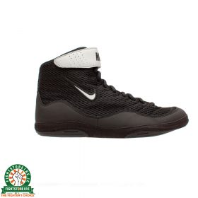 Nike Inflict 3 Limited Edition Wrestling Shoes - Black/Metallic Silver