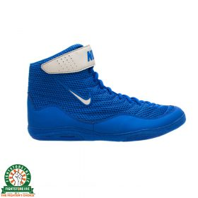 Nike Inflict 3 Limited Edition Wrestling Shoes - Blue