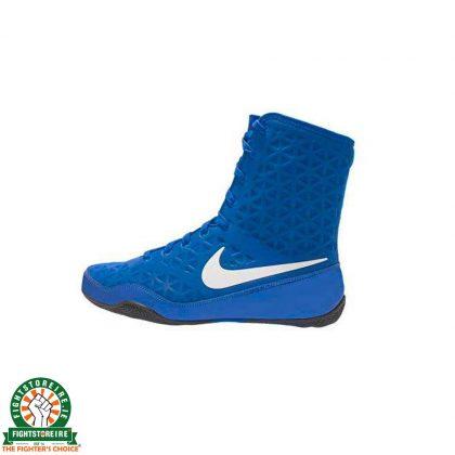 Nike KO Boxing Boots - Blue