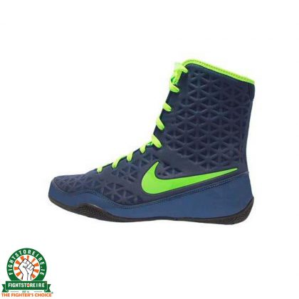 Nike KO Boxing Boots - Navy