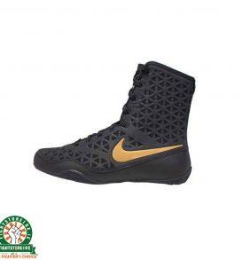 Nike KO Boxing Shoe - Black/Gold