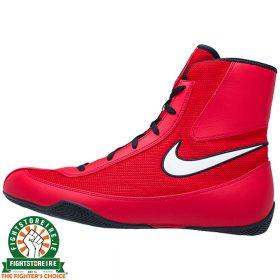 Nike Machomai 2 Boxing Boots - Red