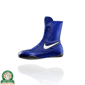 Nike Machomai Mid Boxing Boots - Blue