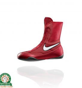 Nike Machomai Mid Boxing Boots - Red