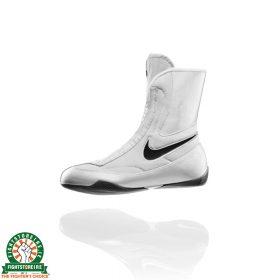 Nike Machomai Mid Boxing Boots - White