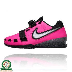 Nike Romaleos 2 Weightlifting Shoes - Pink