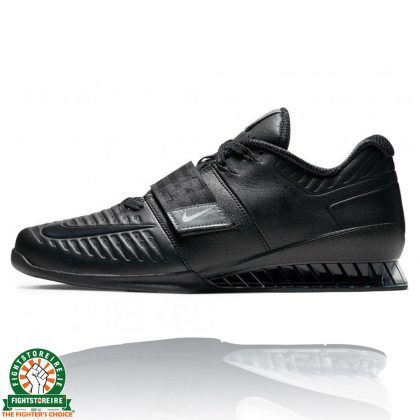 Nike Romaleos 3XD Weightlifting Shoes - Black/Grey