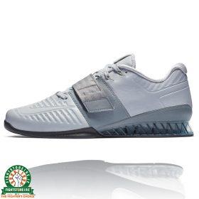 Nike Romaleos 3XD Weightlifting Shoes - Grey/Black/Cool Grey