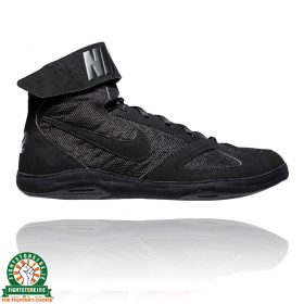 Nike Takedown 4 Wrestling Shoes - Black/Black