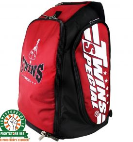 Twin Convertible Training Bag in Red