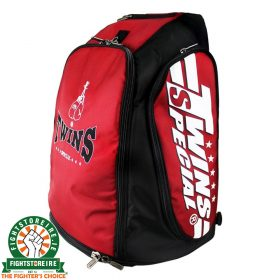 Twins Convertible Training Bag - Red
