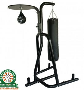 Punching Bag Stand with Speedbal Platform