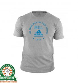 Adidas Judo T-Shirt - Grey