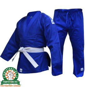 Adidas Kids Club Judo Uniform - Blue